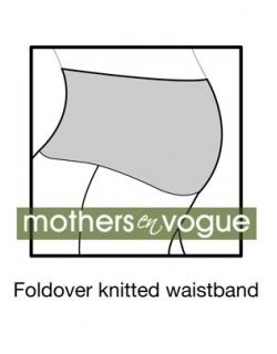 Шорты для беременных и кормящих Mothers en Vogue Jersey Knit, цвет синий