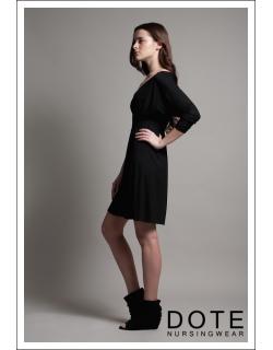 """Платье DOTE """"Gwen"""", цвет черный"""
