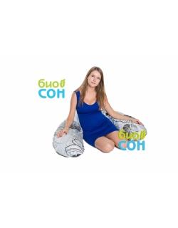 """Подушка для беременных  БиоСон """"C"""""""