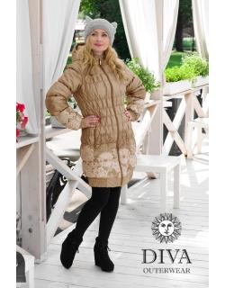 Слингокуртка Diva Outerwear Moka