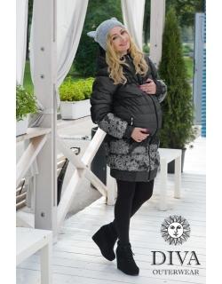 Слингокуртка Diva Outerwear Nero