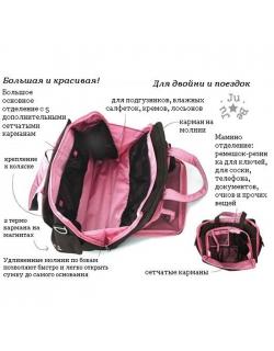 Дорожная сумка Ju-Ju-Be Be Prepared