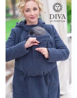 Слингопальто зимнее Diva Outerwear Notte