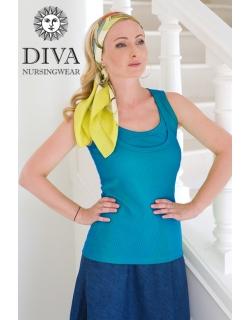 Топ для кормления Diva Nursingwear Eva, цвет Turchese