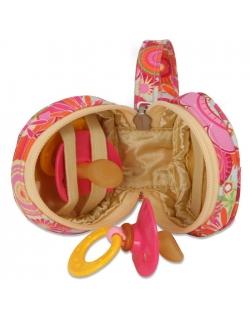Сумочка для пустышек Ju-Ju-Be PACI POD - Magic merlot