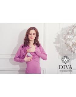 Платье для кормящих и беременных Diva Nursingwear Paola, цвет Antico