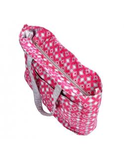 Сумка для мамы Ju-Ju-Be Super Be Pink Pinwheels