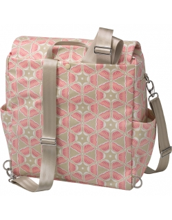 Сумка для мамы Petunia Boxy Backpack: Blooming in Brixham