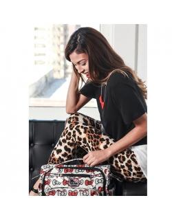 Сумка-рюкзак для мамы Ju-Ju-Be BFF Hello kitty peek a bow