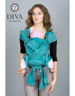 Май-слинг Diva Essenza, Smeraldo