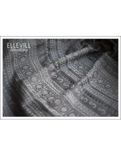 Слинг с кольцами Ellevill Zara LinenCloud