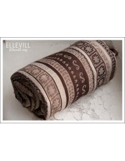 Слинг с кольцами Ellevill Zara Tricolor Sandstorm со льном