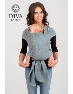 Май-слинг Diva Basico, Argento