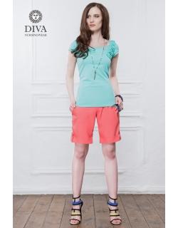 Топ для кормления Diva Nursingwear Dalia, цвет Menta