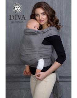 Май-слинг Diva Essenza Argento, размер Toddler