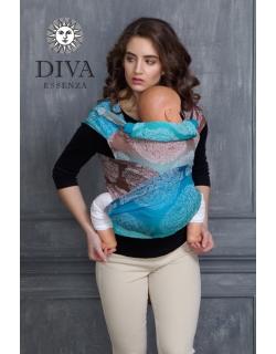 Май-слинг Diva Essenza Oceano, размер Toddler