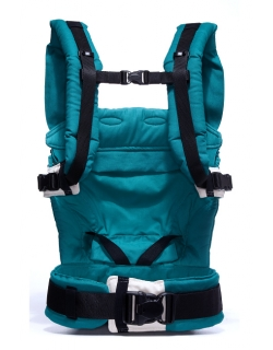 Эрго-рюкзак Manduca, цвет бирюзовый (petrol)