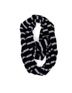 Шарф-накидка для кормления Itzy Ritzy, Platinum Stripe