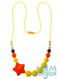 Слингобусы Аврора, оранжево-желтые