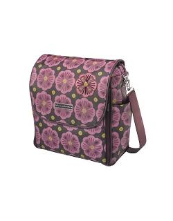 Petunia Boxy Backpack: Bavarian Bliss