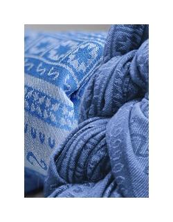 Май-слинг Ellevill Zara Blue / Zara Infinity