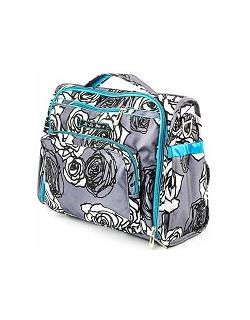 Сумка-рюкзак для мамы Ju-Ju-Be BFF Charcoal Roses