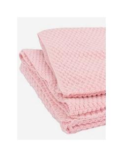 """Jollein вязаный плед для новорожденных, цвет """"розовый"""""""